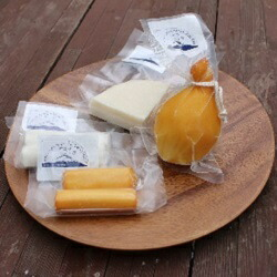 【河口湖チーズ工房】精進湖セット
