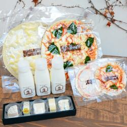 アトリエ・ド・フロマージュ チーズ・ピザ・ヨーグルトセット