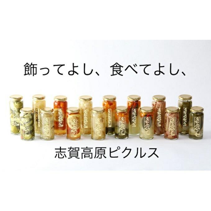 長野県山ノ内町 【ふるさと納税】NEW SIDE HANDS ピクルス(L)5本入 【加工...