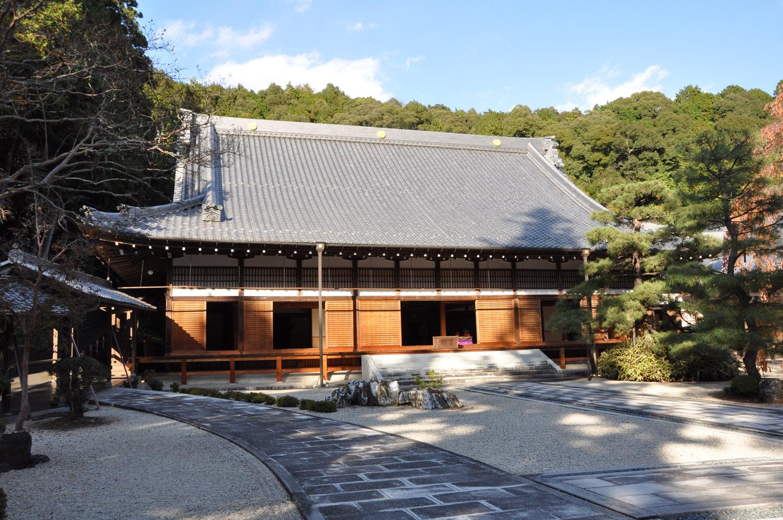 美濃加茂市北部にある正眼寺