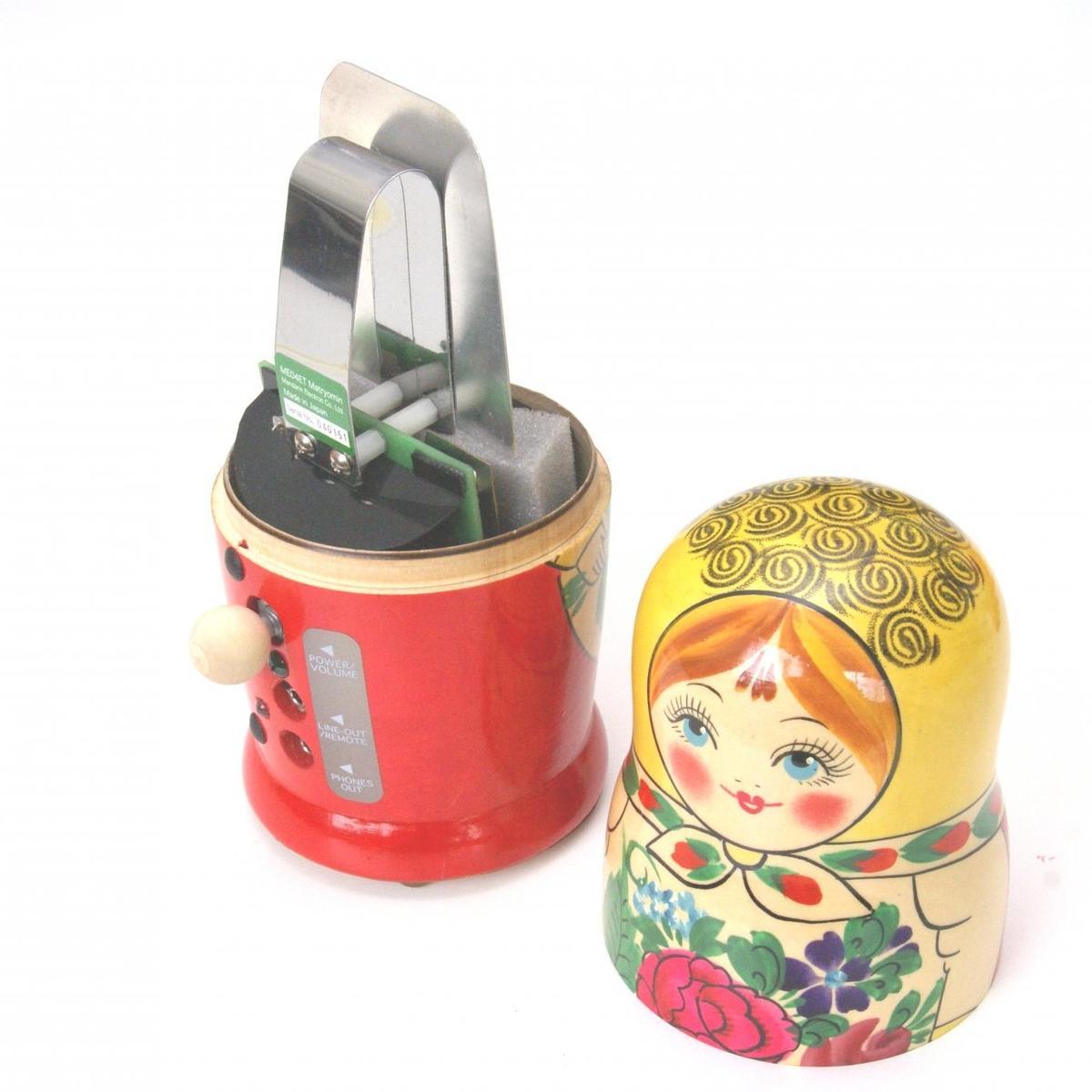 静岡県浜松市 【ふるさと納税】マトリョミン、弾いてミン、聴いてミン! 【玩具・おもちゃ・...