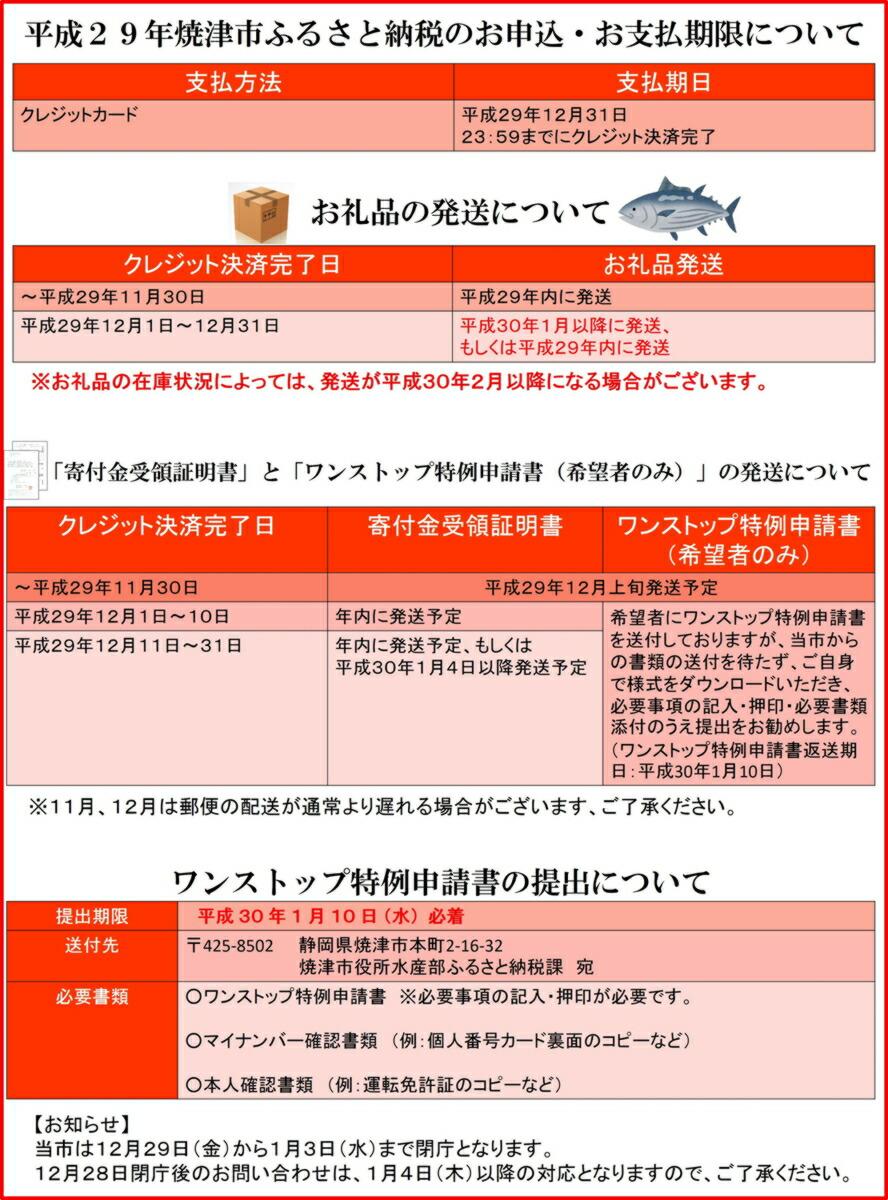 お礼品数日本一 魚の聖地 焼津市