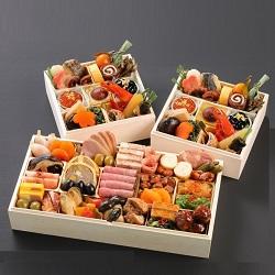 亀岡市限定!京都三千院の里&マノワール 個食とオードブルおせち