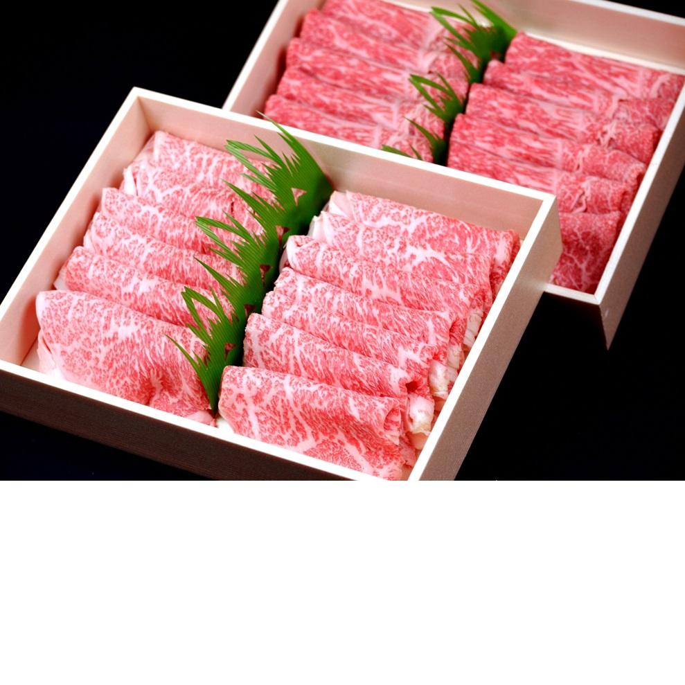 鳥取県 【ふるさと納税】【肉質日本一!】鳥取和牛 特上すき焼きセット
