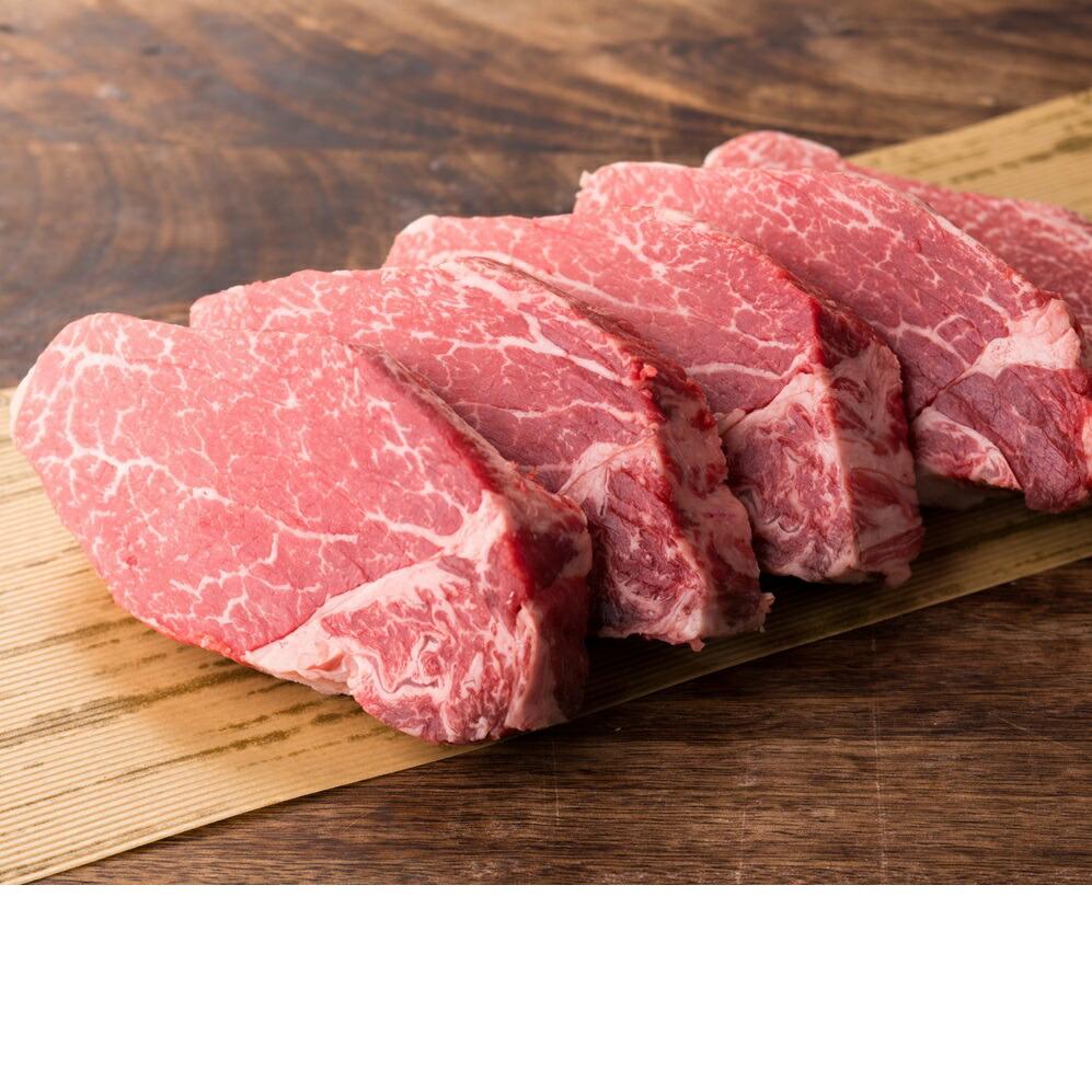 鳥取県 【ふるさと納税】【肉質日本一!】鳥取和牛プレミアム ヒレステーキ