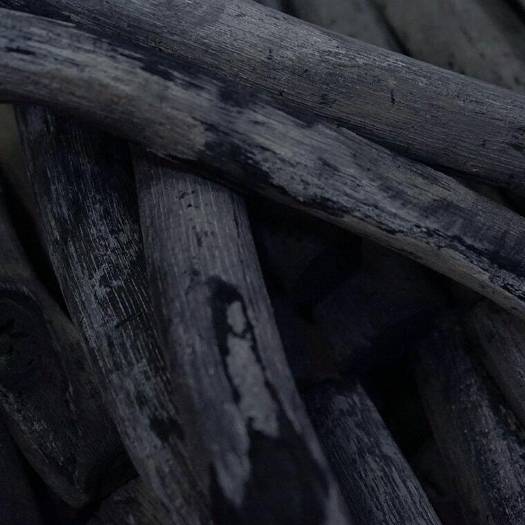 高知県安芸市 【ふるさと納税】土佐備長炭 備小丸 樫(12kg) 燃料用