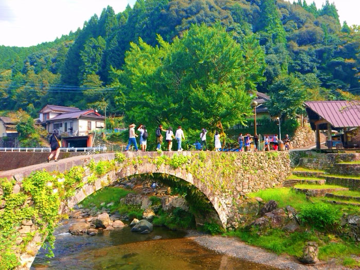 令和2年日本遺産に認定された「石工の郷」のストーリーを活用し、八代の魅力を多くの人々に伝えてファンを増やしたい!