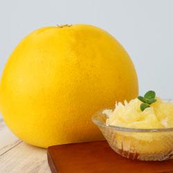 期間限定 八代特産 晩白柚(ばんぺいゆ)1玉(2021年1月25日まで)
