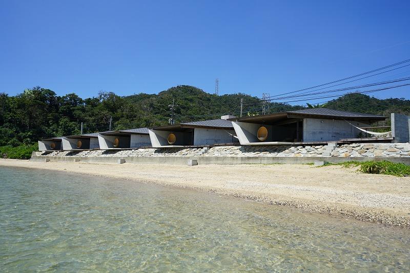海と空がつながり、人と自然とが呼応する奄美大島の海辺に佇む「ビーチフロントヴィラ」伝泊 The Beachfront MIJORA(デラックスダブル)朝食付大人2名様1泊