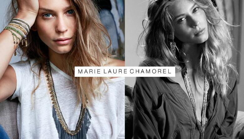 Marie Laure Chamorel(マリーロールシャモレル)
