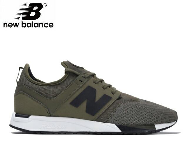 new balance 247 verde oliva