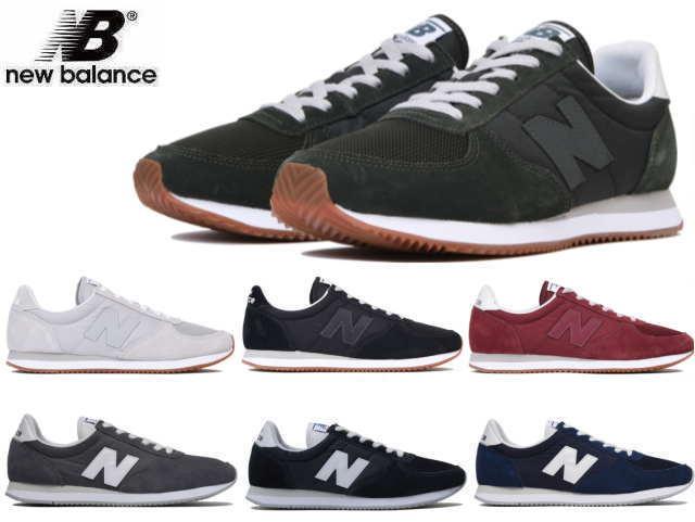 new balance u220 herren navy
