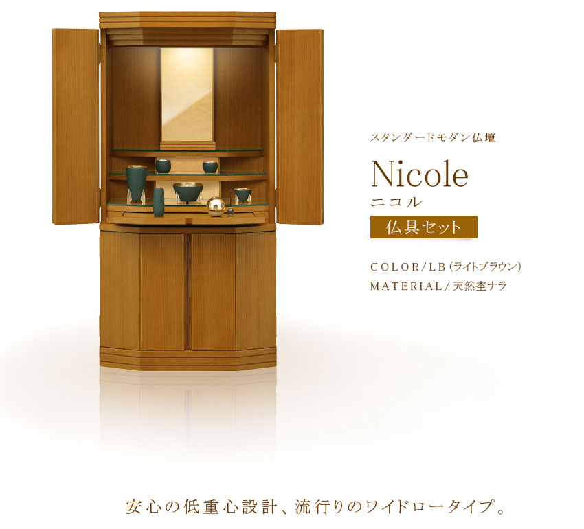 ニコルLB