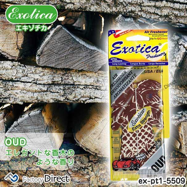 EXOTICA Palm Tree エキゾチカ エアフレッシュナー