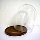 ウッドガラスドーム ガラスドーム