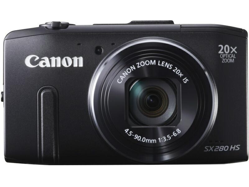 キヤノン PowerShot SX280 HS