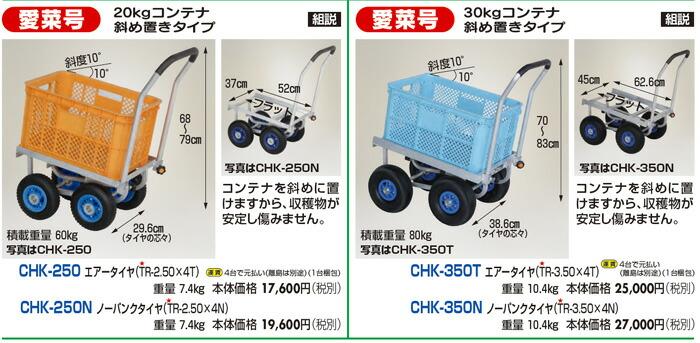愛菜号 20kgコンテナ斜め置きタイプ