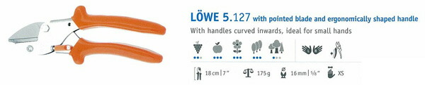 剪定鋏 LOWE5127