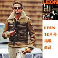 edd6f0128 [MONCLER] Mouton real leather down jacket