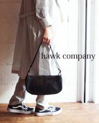 ホークカンパニー レザーショルダーバッグ