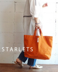 starlets ハンドルバッグ2color