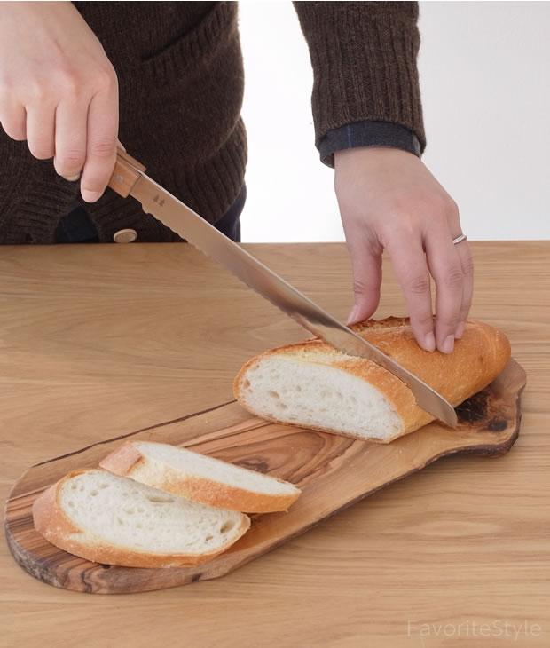 morinokiのブレッドナイフ