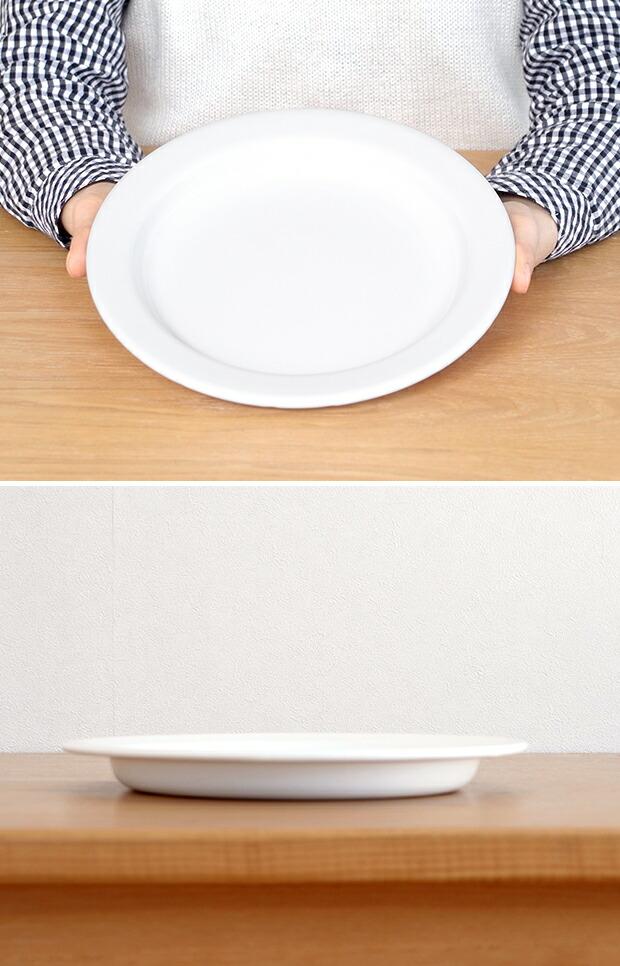 野田琺瑯 丸皿