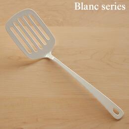 ターナー(白い琺瑯キッチンツール・Blancブランシリーズ) takakuwa 636532