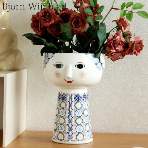Bjorn Wiinblad VASE Eva ビヨンヴィンブラッド花器