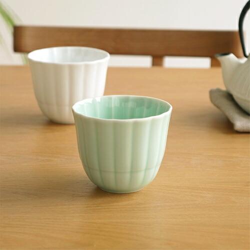 ミヤマ suzune すずね くみ出し椀 緑青磁