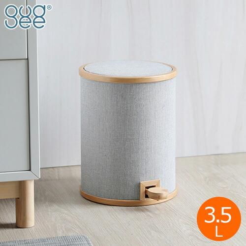 GUDEE ゴミ箱 ペダル ふた付き ダストボックス 3.5L