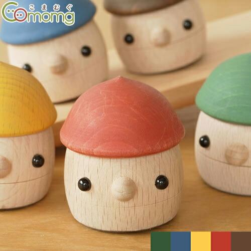 おもちゃのこまーむ どんぐりころころ 木のおもちゃ 木製 知育 玩具 日本製