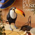 PET BANK TOUCAN