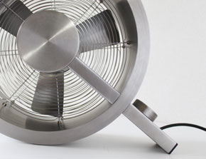 【楽天市場】【ポイント10倍】送料無料★stadler Form Q Fan ステンレスサーキュレーター【扇風機