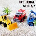 DIY トラック WITH RC