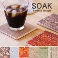 SOAK coaster・ソーク コースター