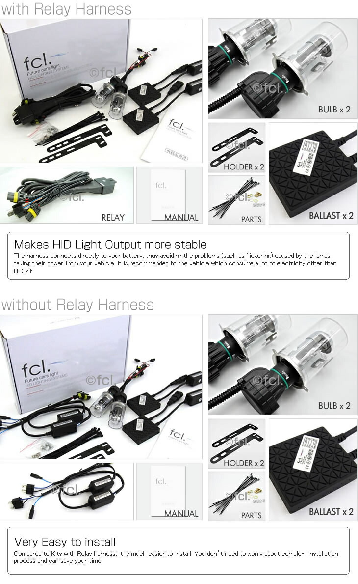 Fcl Hid Led Shop Popular And In Japan 35w H4 Power Relay Harness Specifications