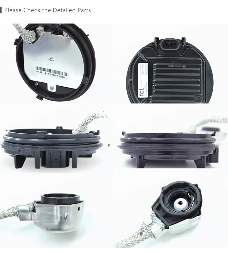 Factory HID Power Up Kit B Type