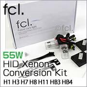 55W HID Xenon Conversion Kit