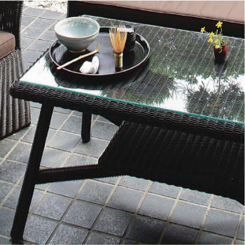 ロムガーデン 庭座・カフェテーブル 600