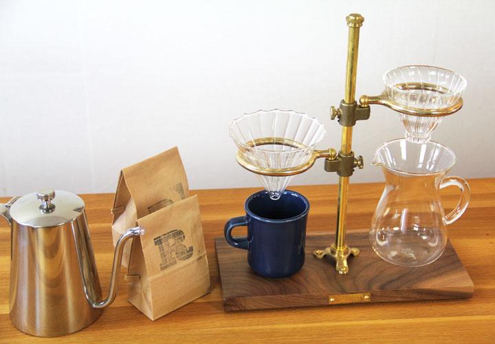 THE COFFEE REGISTRY (ザコーヒーレジストリー)オーバースタンド