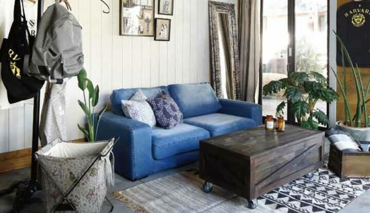 journal standard Furniture(ジャーナル・スタンダード・ファニチャー)フランクリンソファ
