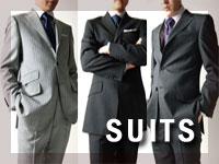 スーツのお買い物方法