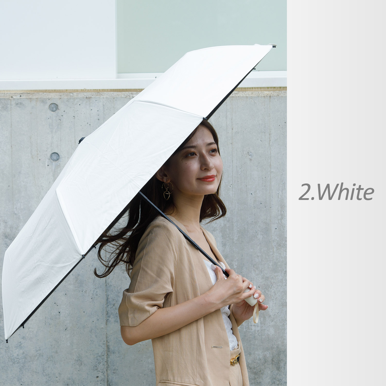 折りたたみ日傘