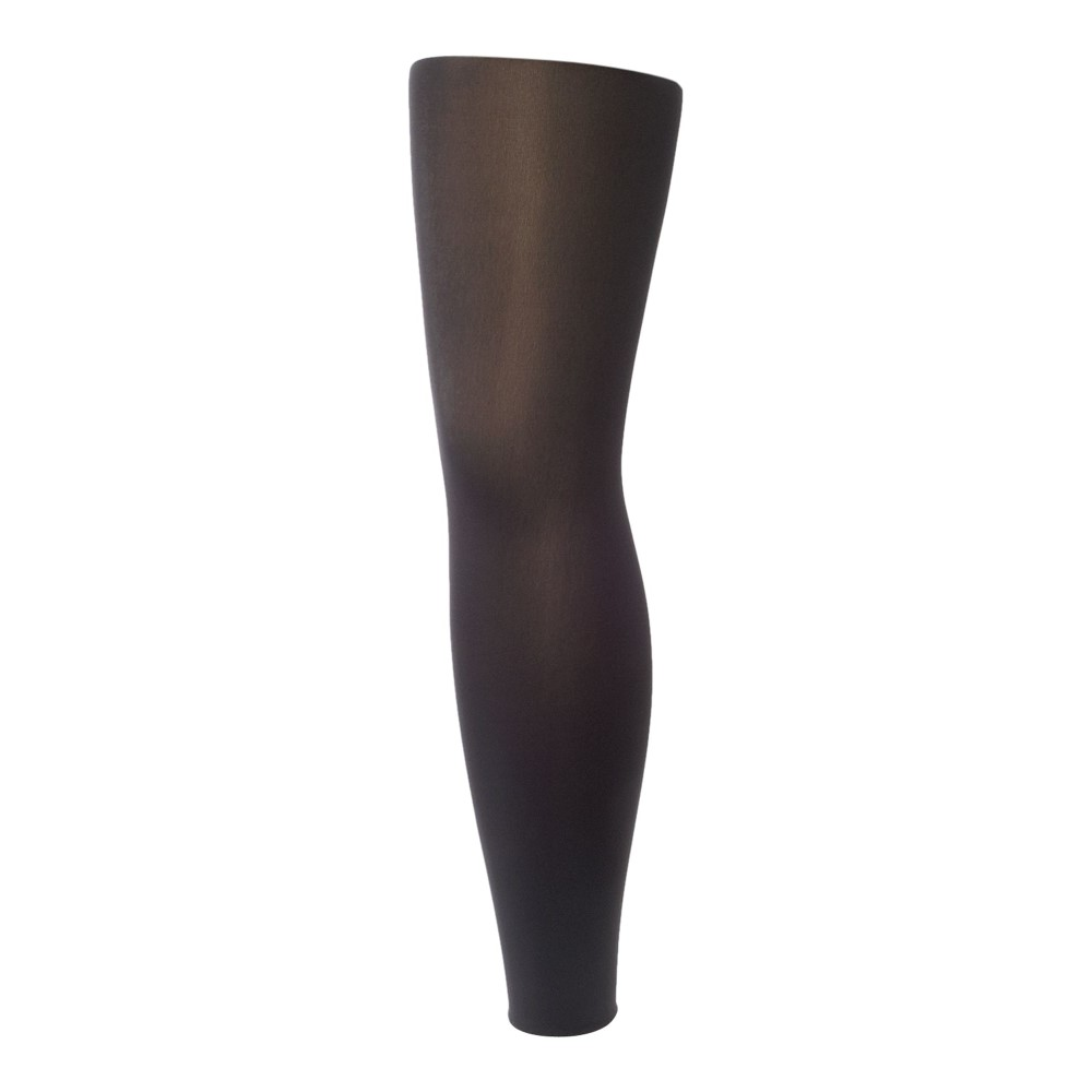 60 Denier Cropped Footless Tights UK 8-10