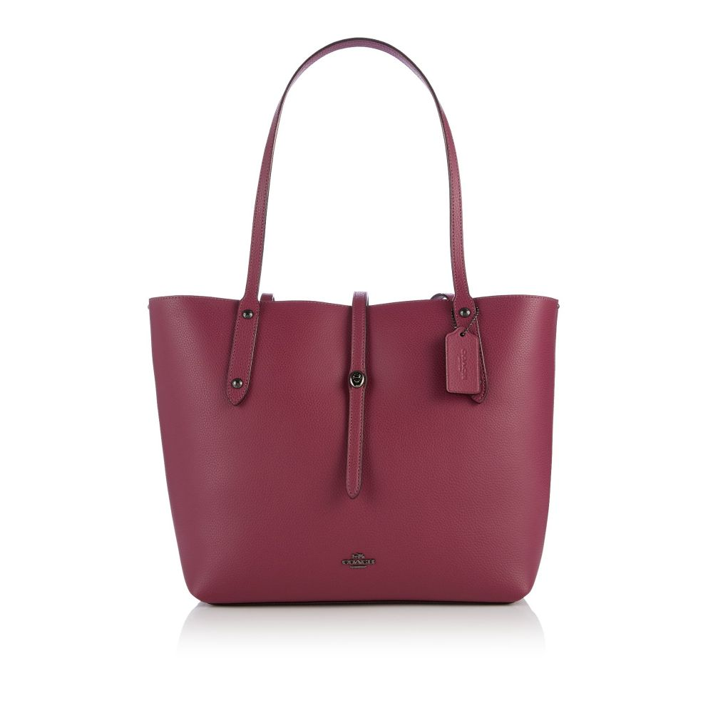 9142afd456bf コーチ Coach レディース バッグ トートバッグ【Mouse Print Market Tote ...