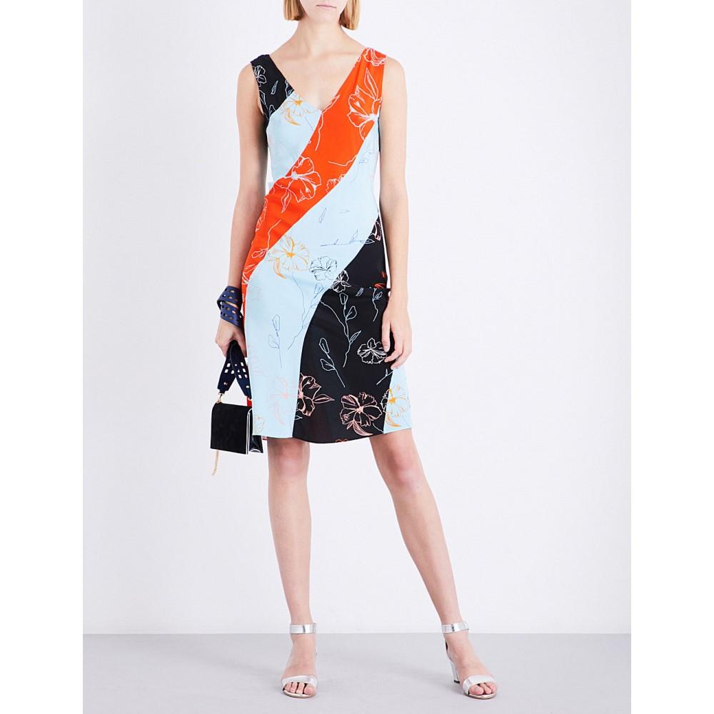 DIANE von FURSTENBERG Knee-length dresses ワンピース・ドレス