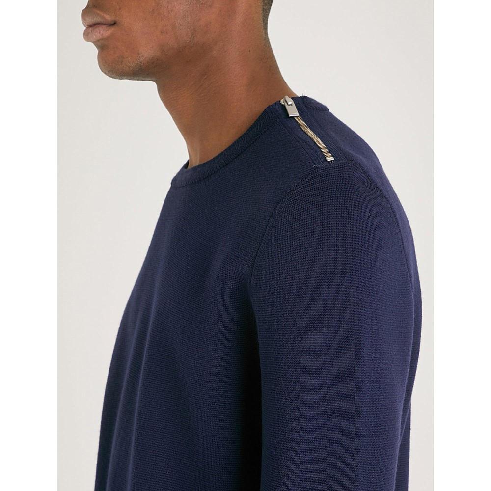 Shirt 250 Vertex LS Half Zip Mount Schwarz Weitere Sportarten