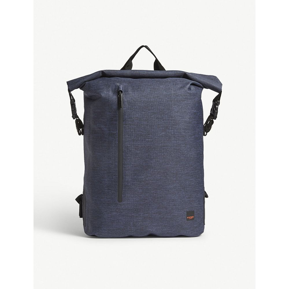 0f8b1e4b7f6b クノモ knomo レディース バッグ バックパック·リュック【thames cromwell backpack】Blue クノモ レディース バッグ  バックパック·リュック 【サイズ交換無料】