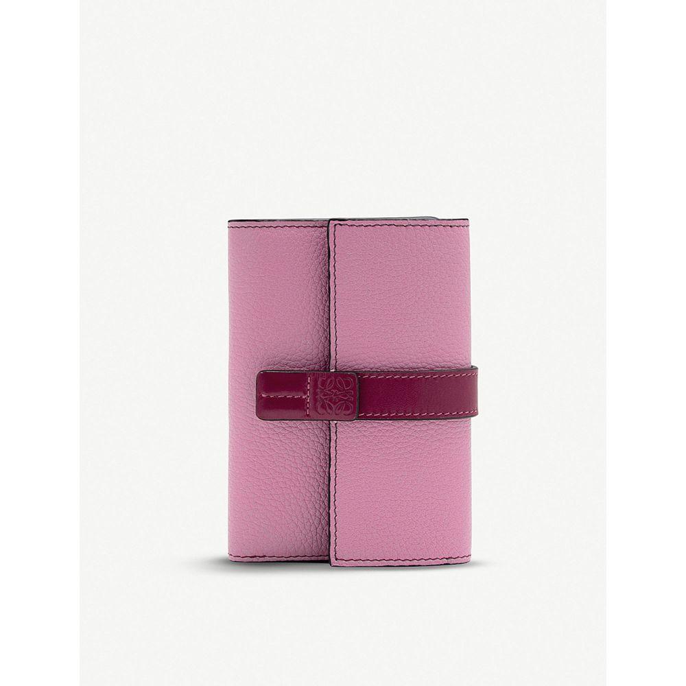 sale retailer db3ff 4a903 ロエベ loewe レディース 財布【small vertical calfskin wallet ...